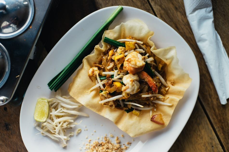 Thai cuisine Eat freely like the locals Food, Cuisine