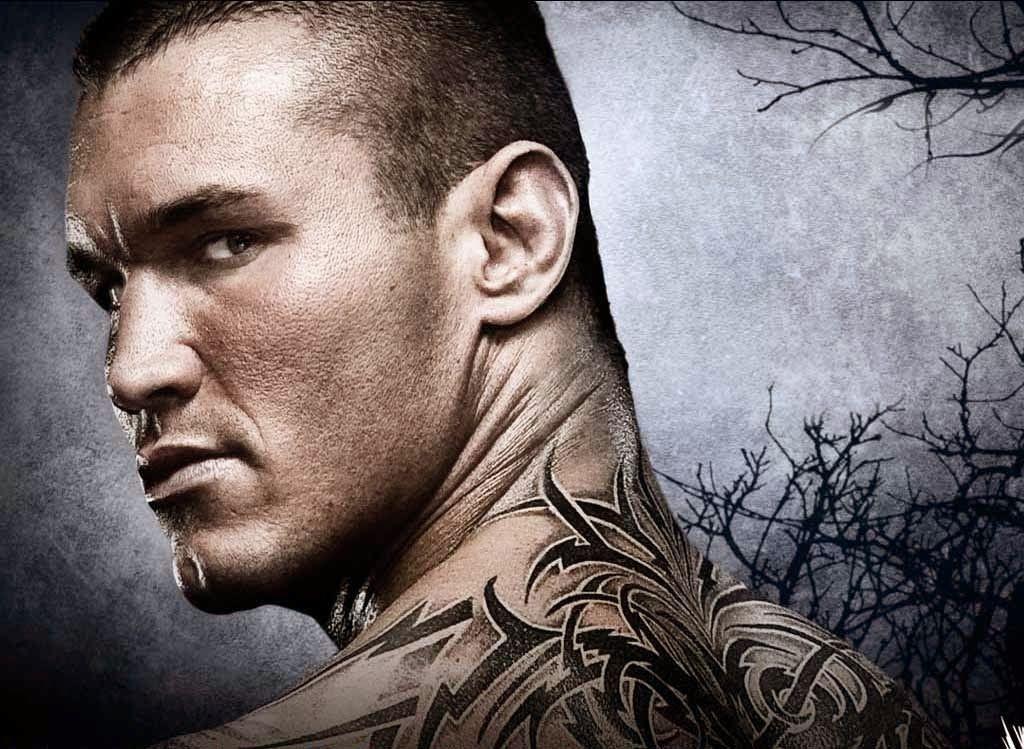 Randy Orton Wwe Superstar Wrestling Hd Wallpaper