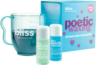 Bliss Poetic Waxing Microwaveable Waxing Kit - Shop at Skin1!