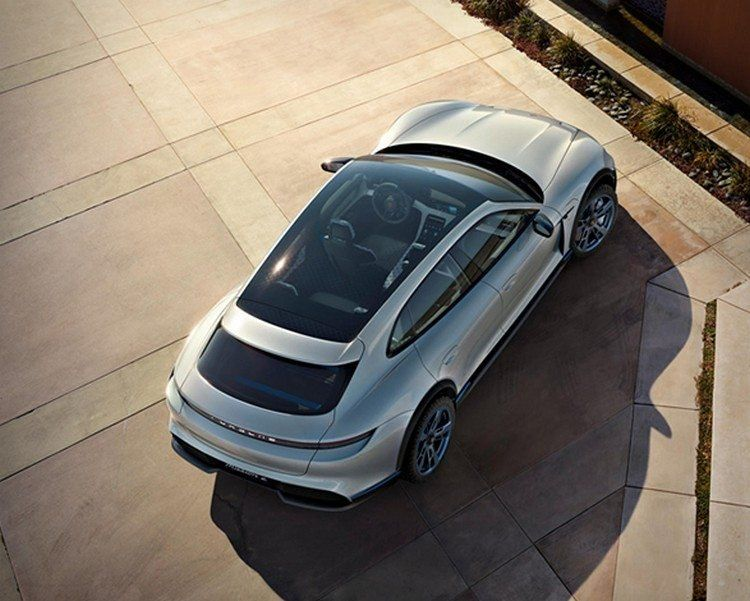 Porsche Mission E : détails sur le premier modèle électrique de la ...