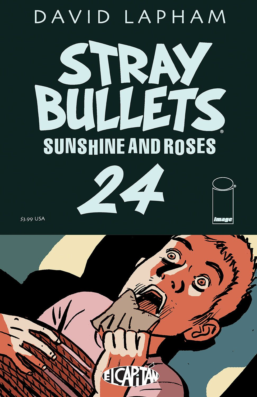 Download Free Stray Bullets Sunshine And Roses 24 2017