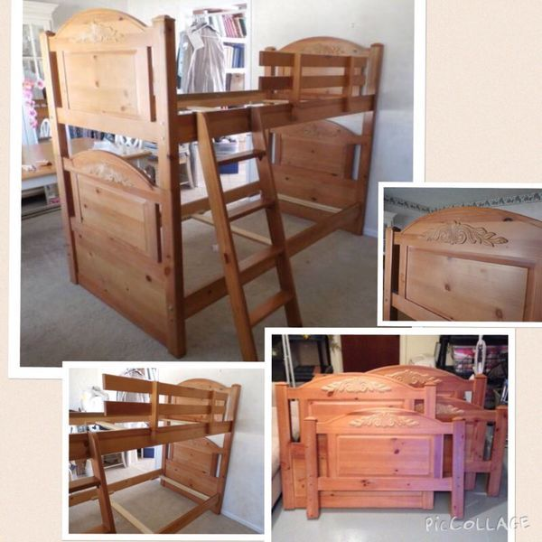 Genial Broyhill Fontana Bunk Beds In Surprise, AZ (sells For $150)