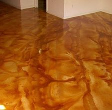 How To Remove Scratches From Stained Concrete Floors