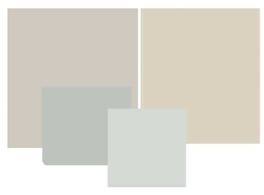 Color Scheme For Master Bedroom  Walls BM Jute, Bathroom BM London Fog,  Ceilings