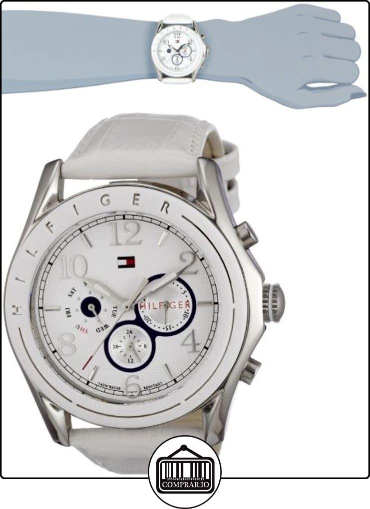3fe9da7aef Tommy Hilfiger Watches 1781052 - Reloj de mujer de cuarzo