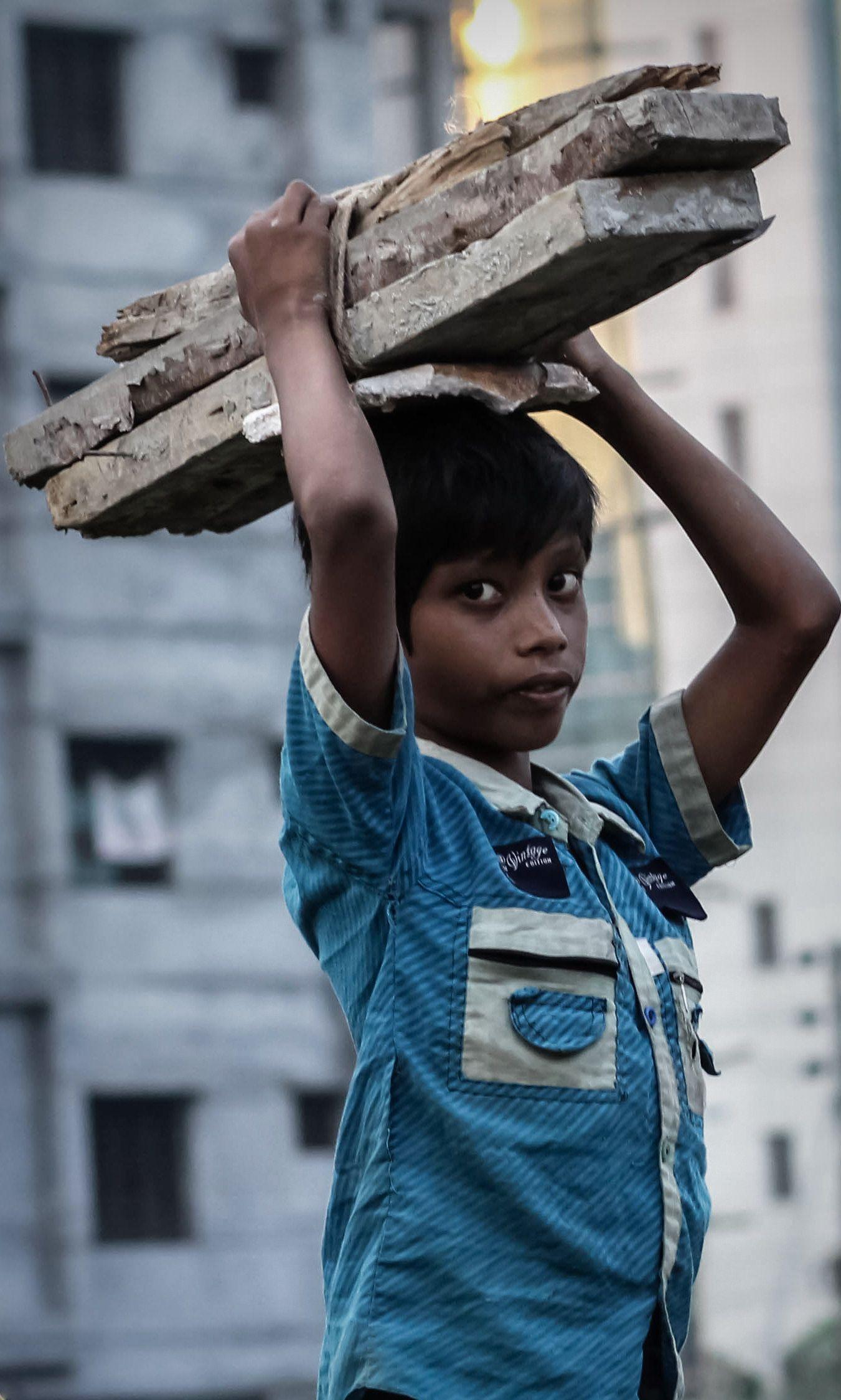 """Returning home after work"" Dhaka, Bangladesh Dhaka"