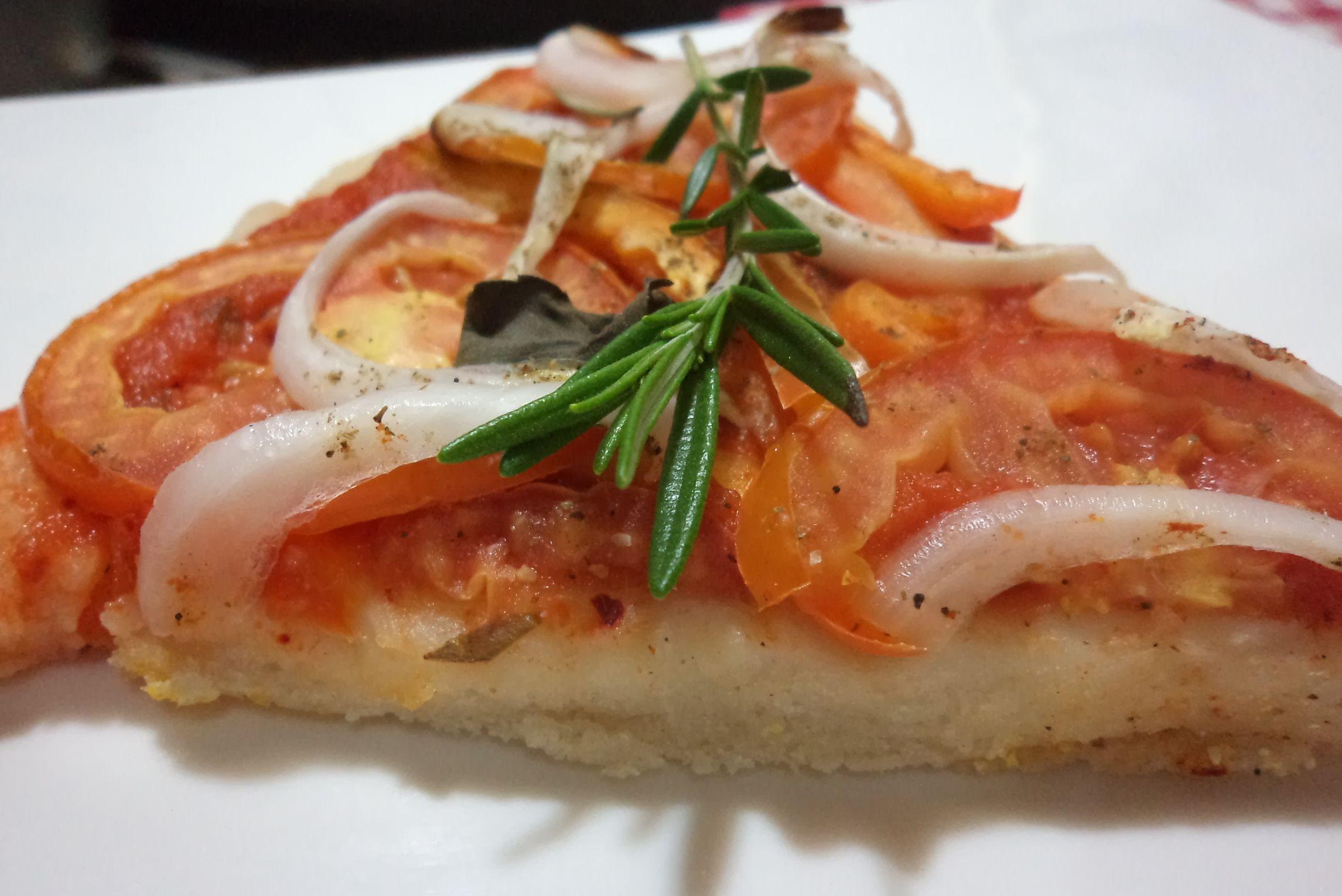 Masa para pizza Gluten Free