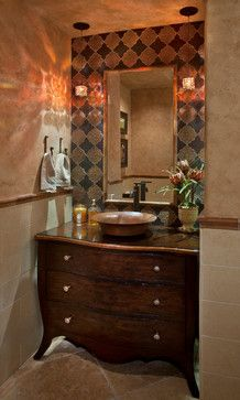 The Pros And Cons Of Vessel Sinks Powder Room Remodel Sink