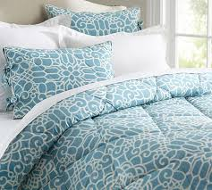 pottery barn into the blue Google Search Blue bedding