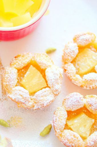 Pineapple Cups Recipe on Yummly