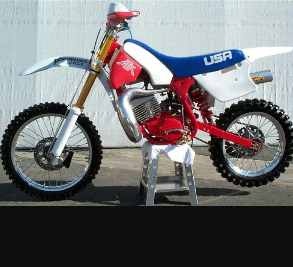 atk 406 1989 | motocross bikes, vintage motocross, dirtbikes  pinterest