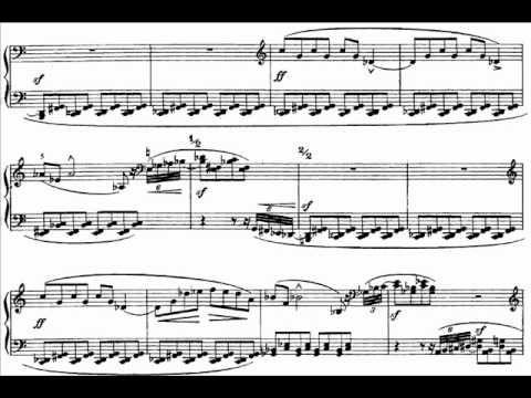 Bela Bartok - Op. 6; 14 Bagatelles for Solo Piano (Score  Audio) - YouTube