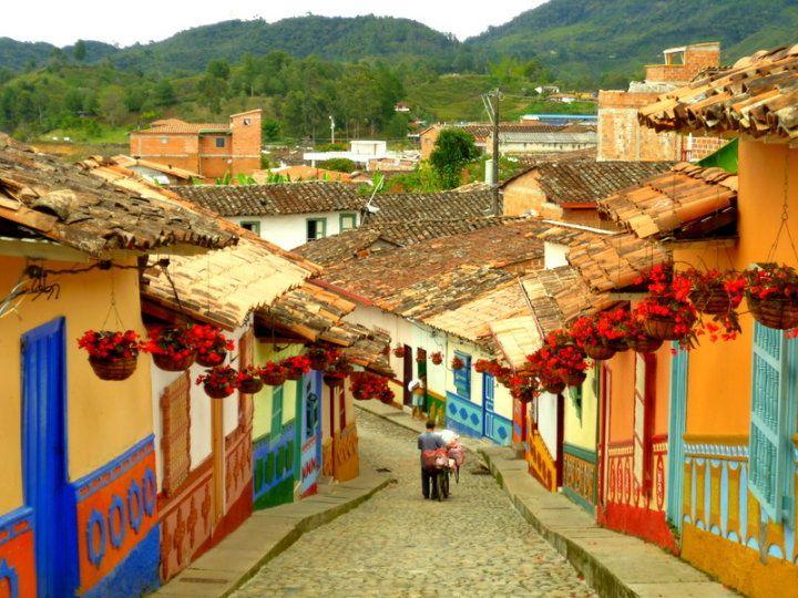 Guatapé-Antioquia-Colombia