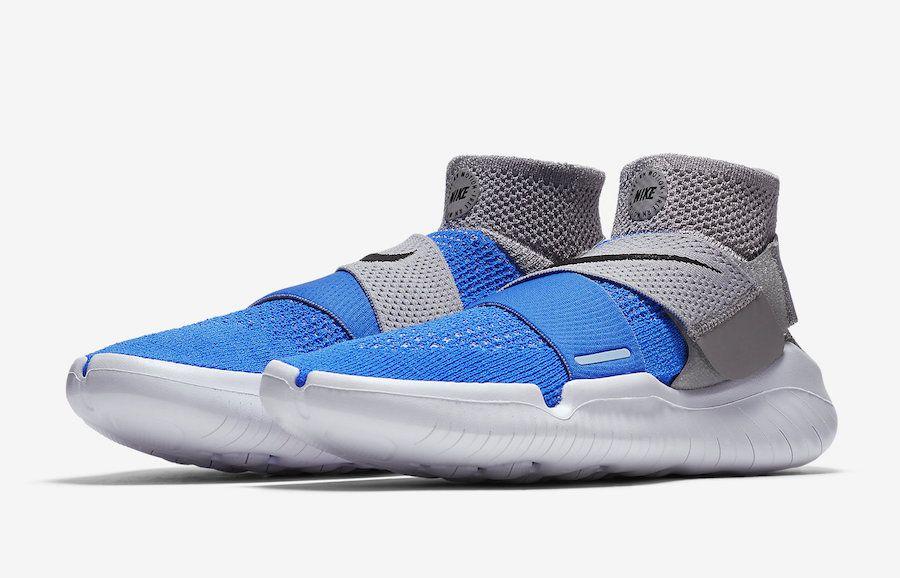 a53c40d2887c4 Nike Free RN Motion Flyknit 2018 Photo Blue 942840-401 - Sneaker Bar Detroit