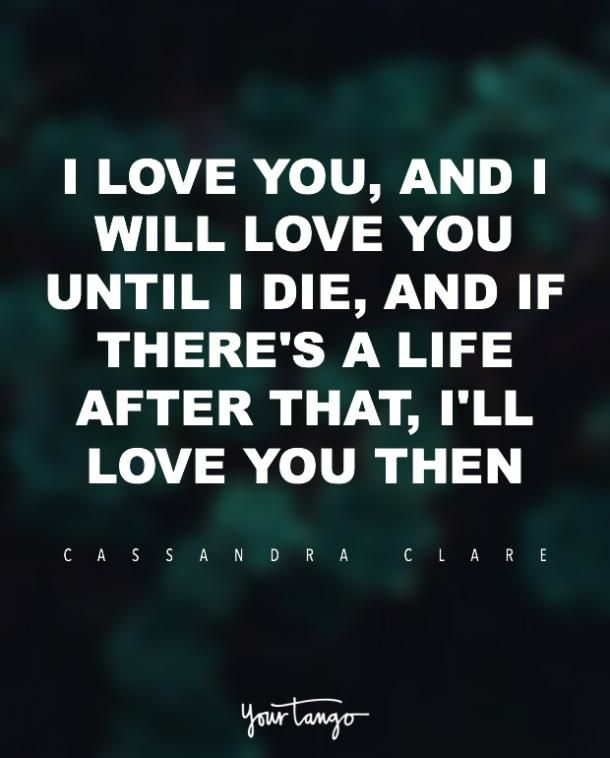 100 I Love You Quotes That Perfectly Describe Life With