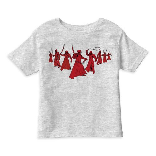 20cecdf54257 They ll guard Supreme Leader Snoke in style with this T-shirt ...