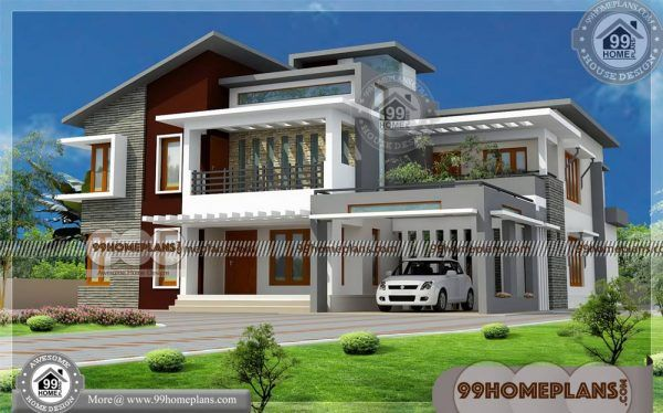 Home design low budget  beautiful double storey house designs plans with pictures also best dream images in plants rh pinterest
