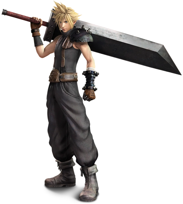 Cloud Strife Other Appearances Final Fantasy Wiki Fandom Powered By Wikia Final Fantasy Vii Cloud Final Fantasy Final Fantasy Cloud