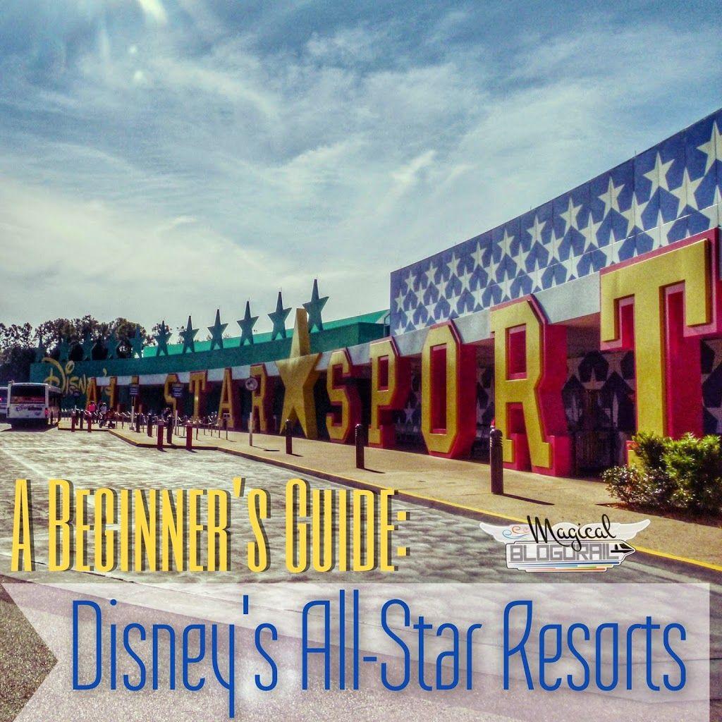 Beginner's Guide Disney's AllStar Resorts Disney all