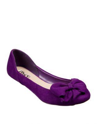 Dream Purple Wedding Shoes