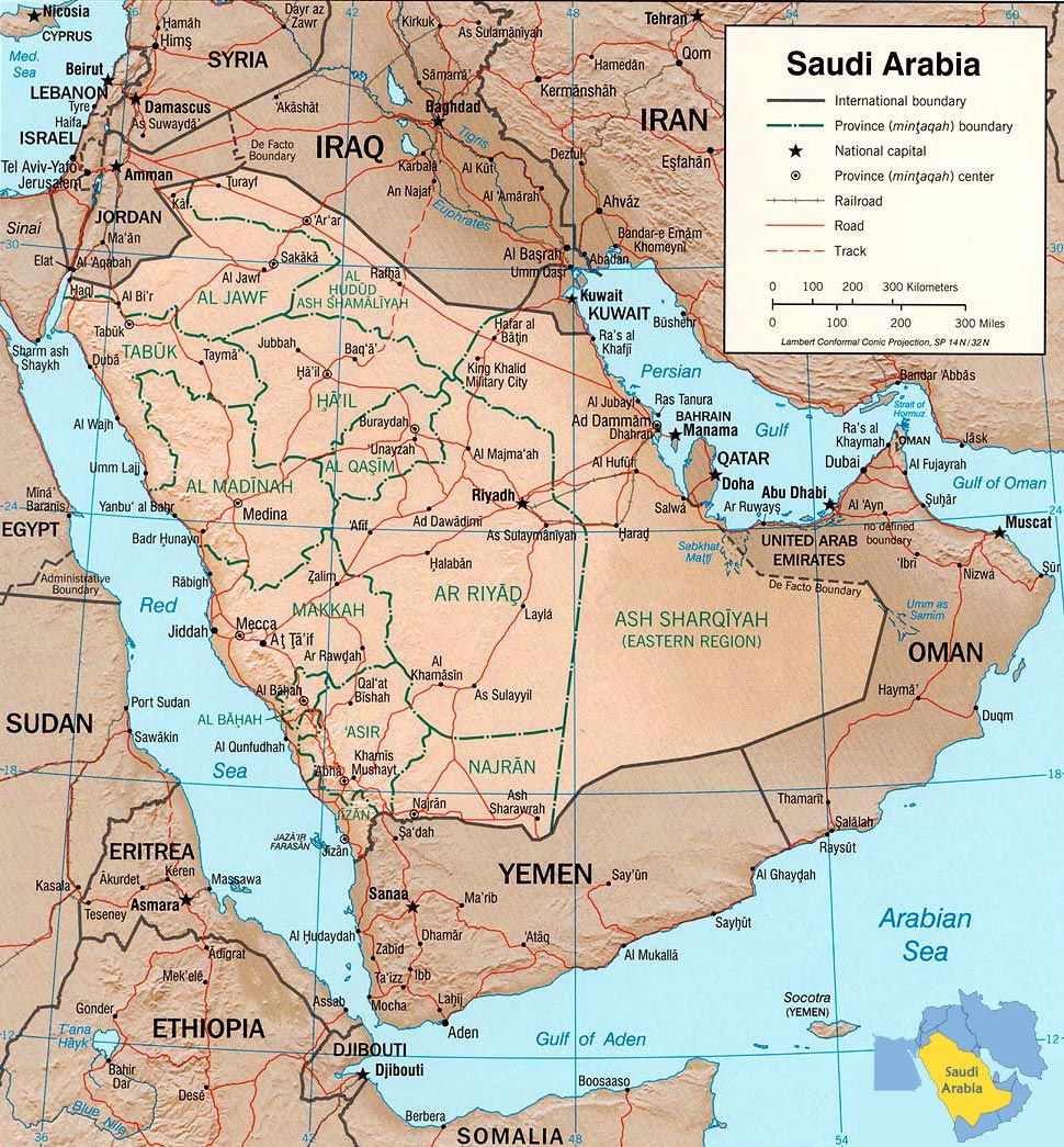 Mecca Saudi Arabia Saudi ArabiaMap Meccaa holy city for