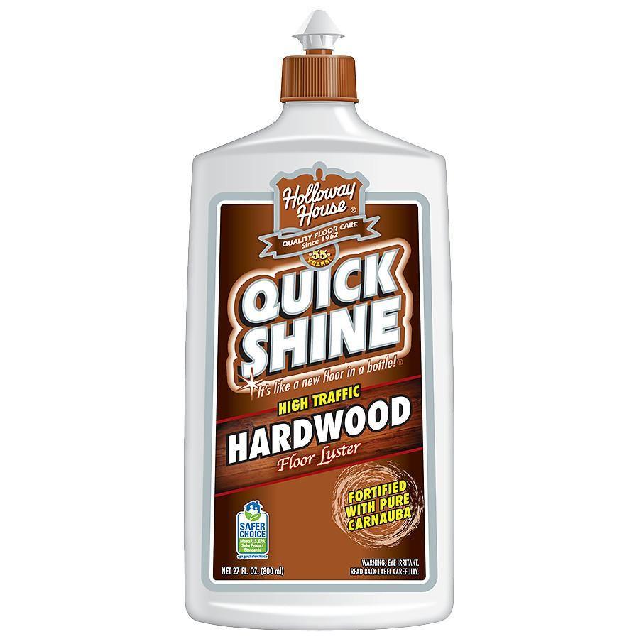 Quick Shine Hardwood Floor Luster Quick shine, Quick