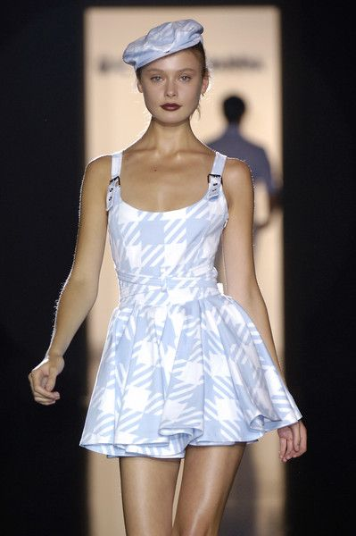Photo of Gaetano Navarra at Milan Fashion Week Spring 2006