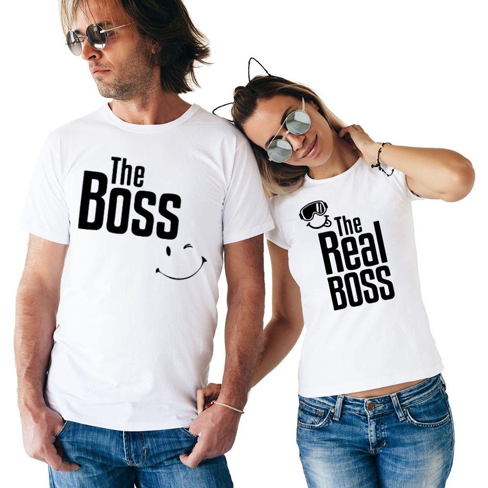 Shirts T Vrai Patron Assortis Cher Pas Le Drôle Couple ulJ1TFc3K5