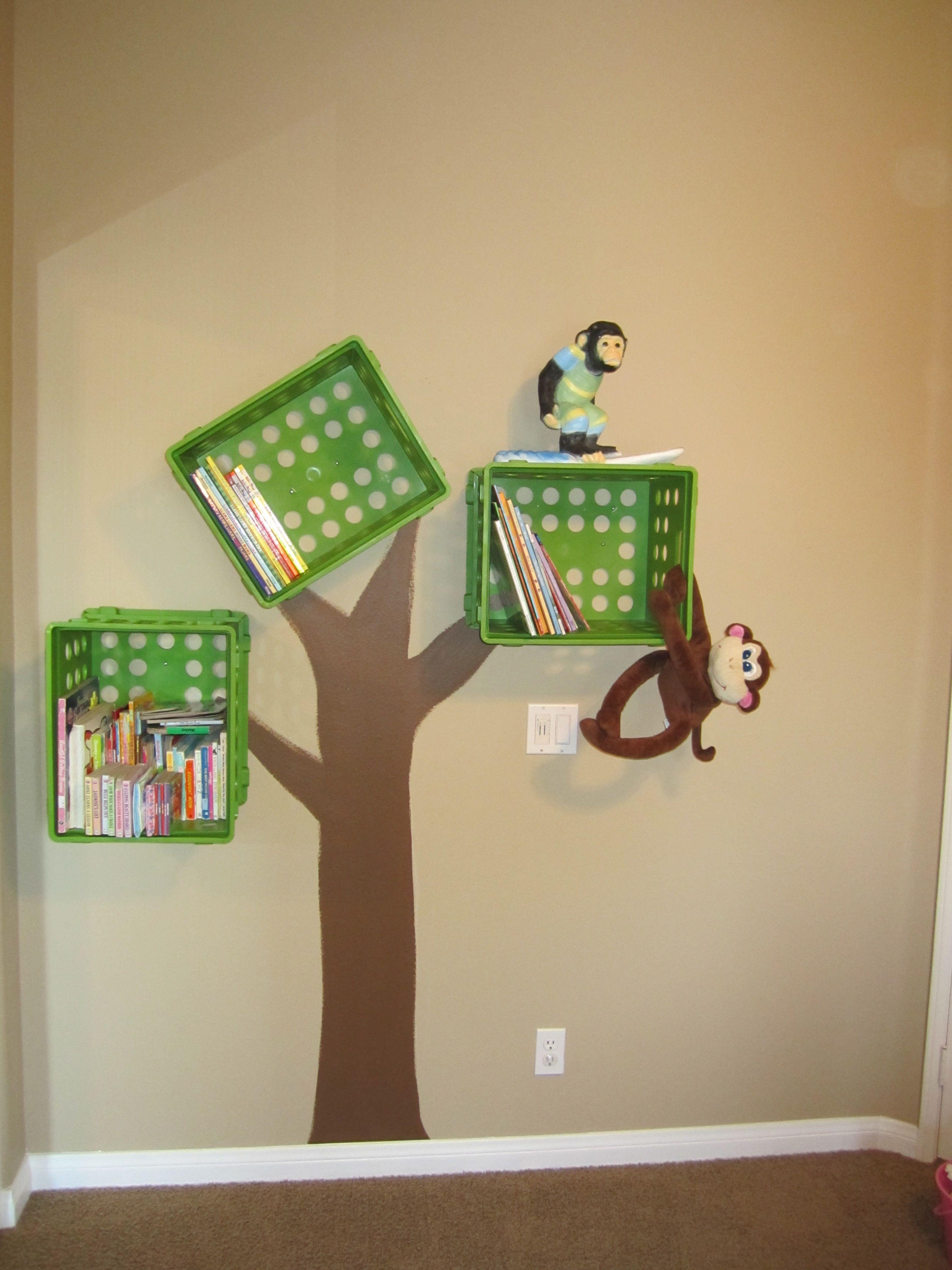 Kids Tree Bookshleves