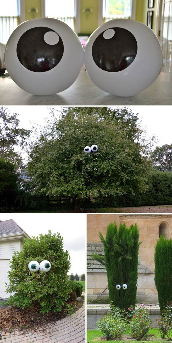 24 Cool DIY Halloween Projects Will Give Your Guests A Fright #halloweendecorationsoutdoor
