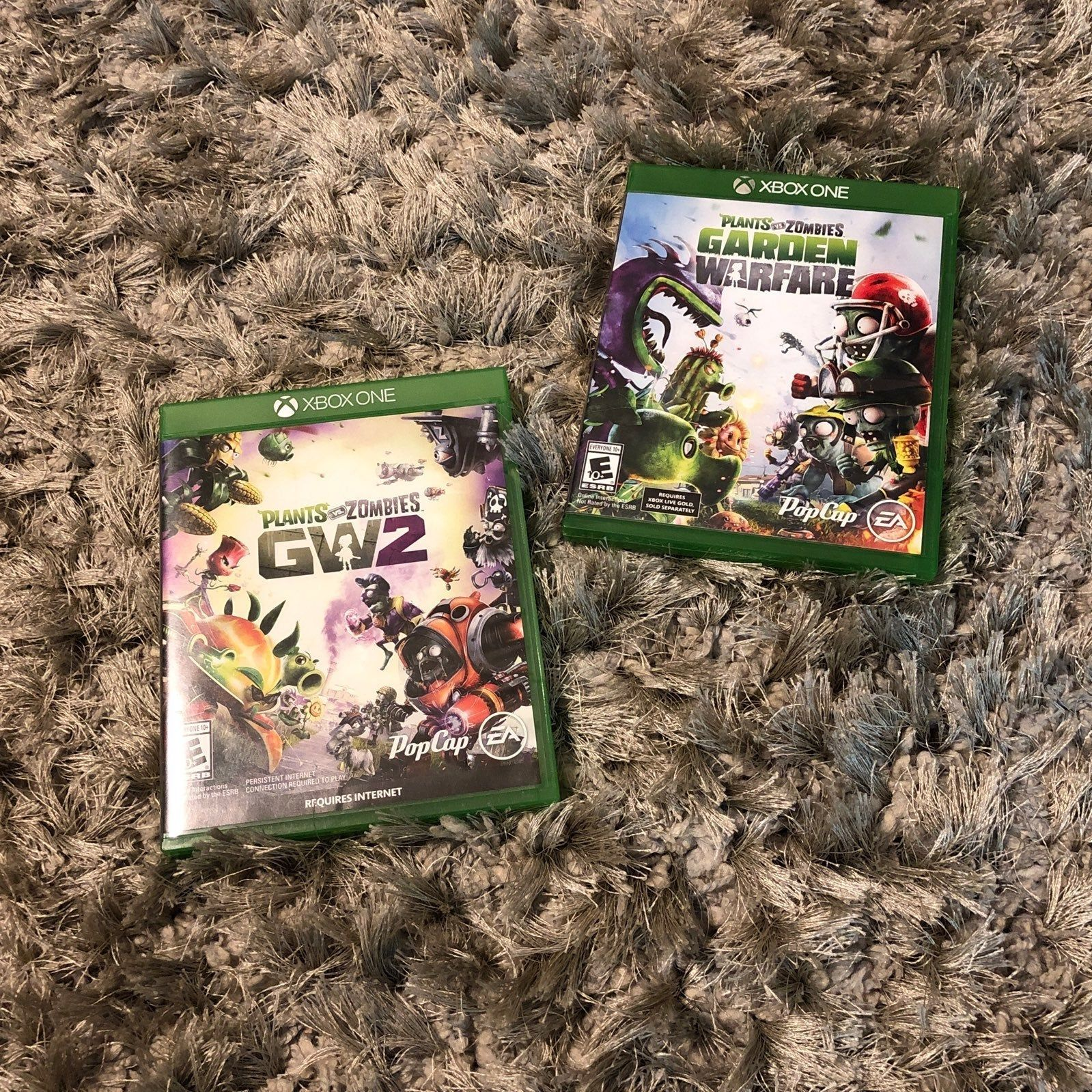 Price Is Firm It S 2 Games With Free Shipping Plants Vs