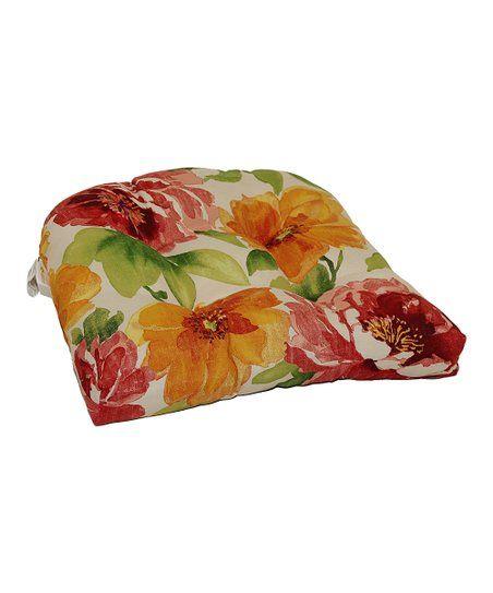 Brentwood Originals Muree Primrose Indoor/Outdoor Chair Cushion | Zulily