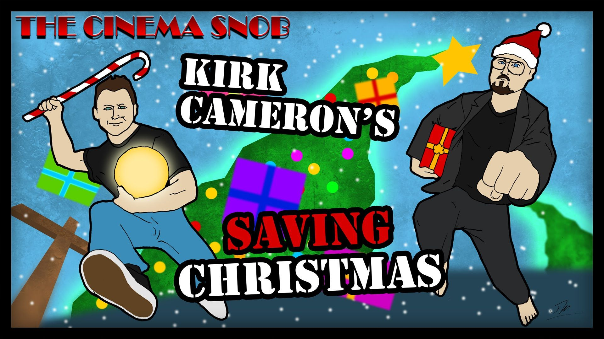 The Cinema Snob: KIRK CAMERON\'S SAVING CHRISTMAS Kirk Cameron, The ...