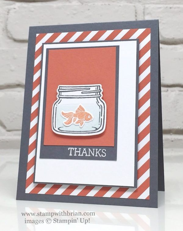 Jar of Love, Crazy About You, Stampin 'Up !, Brian King, FabFri91