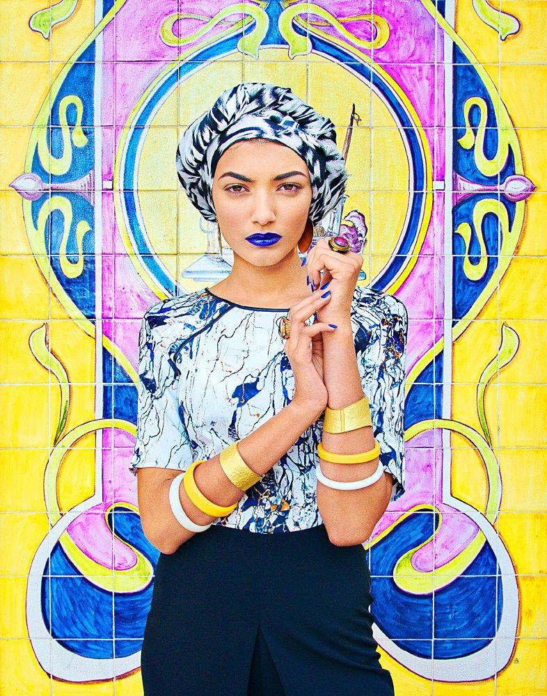A vibrant soul takes over the bright streets of Portugal - Fashionising.com