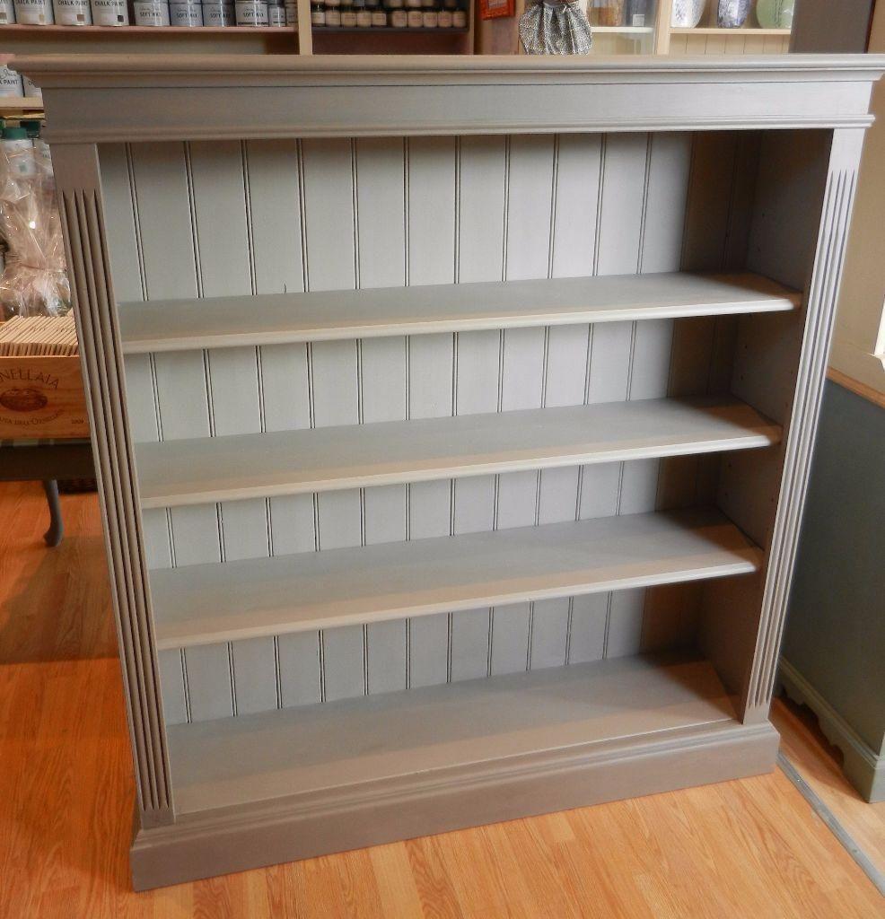 Chalk Paint For Kitchen Cabinets Uk: Annie Sloan Chalk Paint Bookcase - Google Search