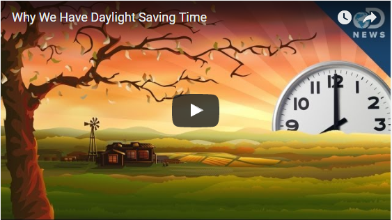 Spring Forward! - Lessons on Daylight Saving Time.    The following videos offer concise explanations of Daylight Saving Time.