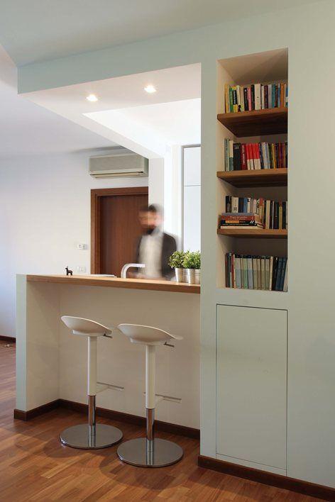 cucina_ingresso_soggiorno   moovdesign   Appartamenti ...