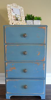 Furniture Paint Color Ideas for 2014 :: Carrie @ {P.F.I.}'s clipboard on Hometalk :: Hometalk