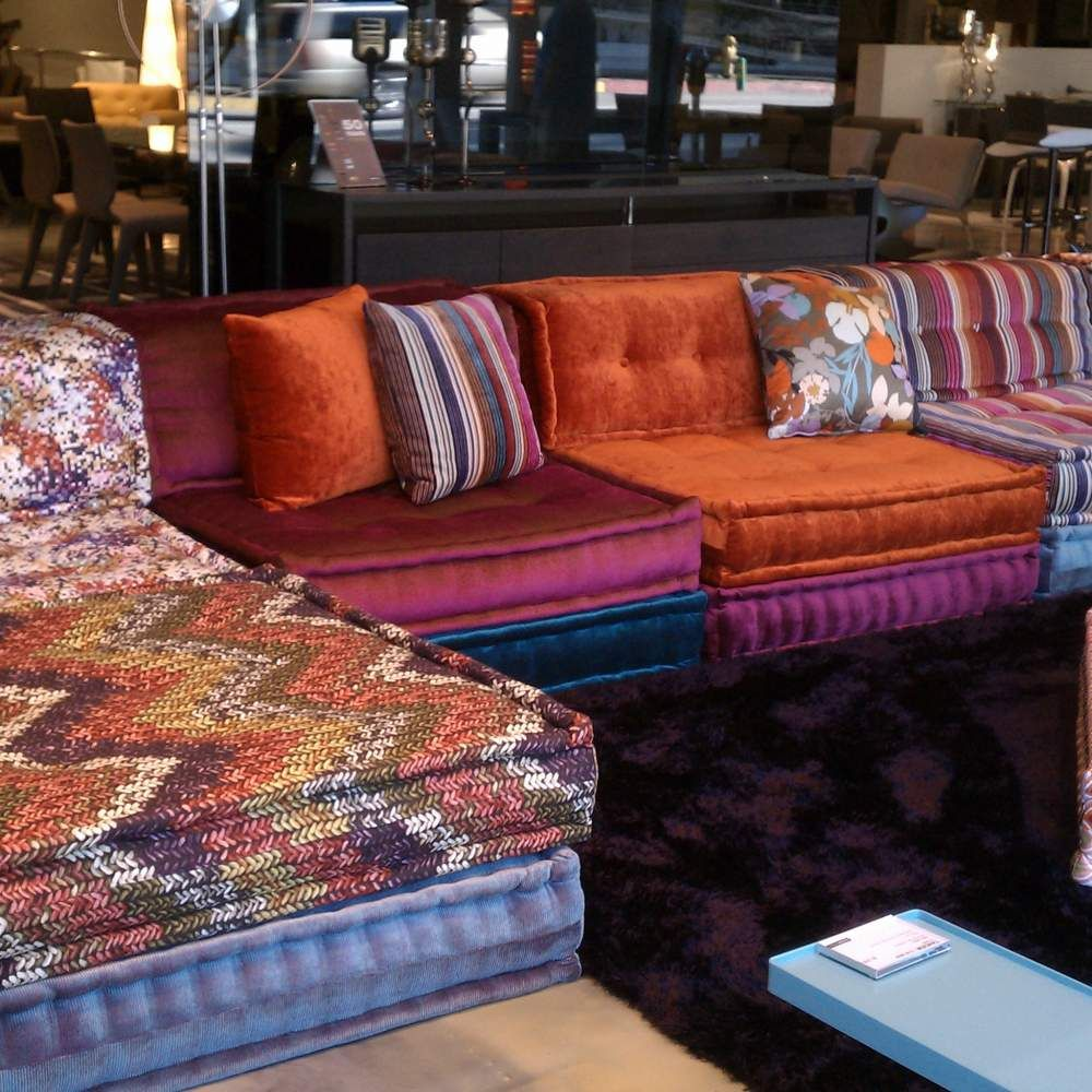 Moroccan Sofas 58 With
