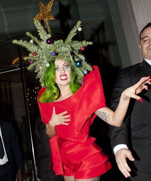 Decorate Your Tree With Lady Gaga This Year Lady Gaga Dresses Lady Lady Gaga
