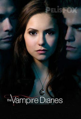 Poster Serie TV Elena Gilbert Vampire Diaries