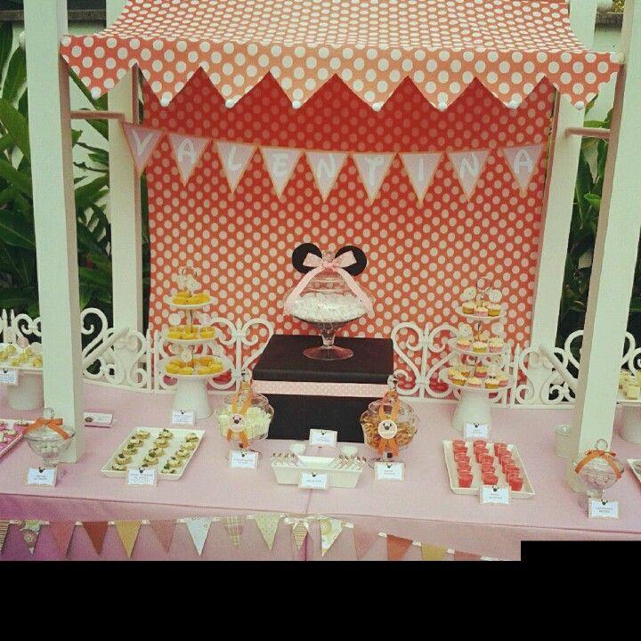 Minnie Candy Buffet