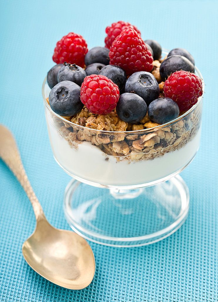This 3-Ingredient Yogurt Parfait Can Help You Get Fit
