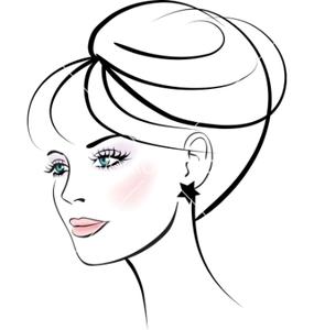 Woman Face Image Art Drawings Beauty Girls Face