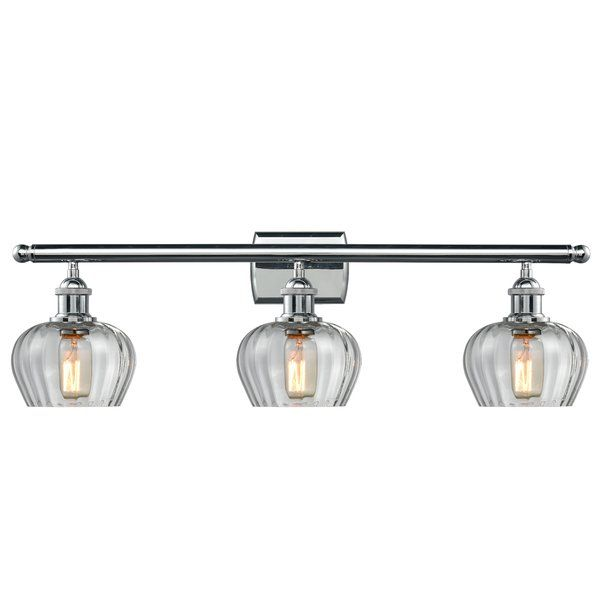 Photo of Dooling 3-Light Dimmable Vanity Light