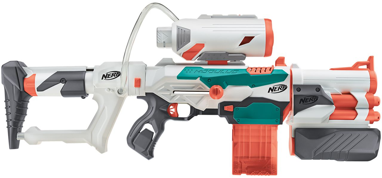 New NERF Guns Are Coming. Also A New NERF Chainsaw