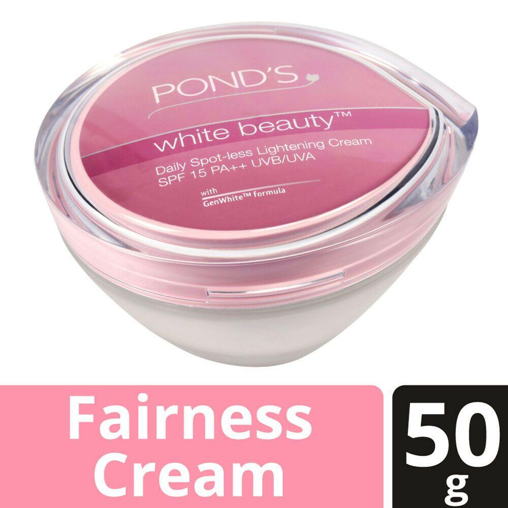 Pond's White Beauty Anti-Spot Fairness Cream Spf15 Pa++ ...