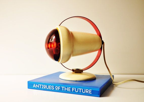 Exceptional This Is A Philips Infraphil Heat Lamp Model 7529 Designed For Philips By  Charlotte Perriand In
