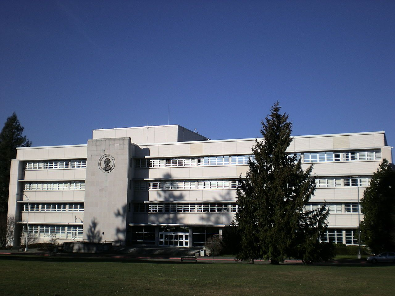 General Administration Building in Thurston County